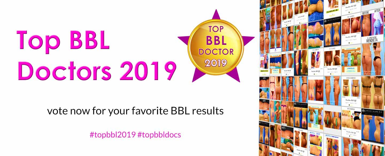 Top BBL Doctors 2019 - Vote Now!