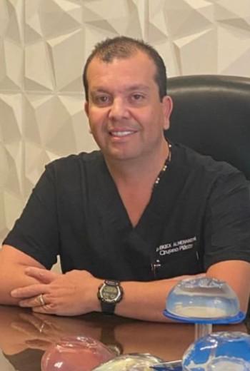 Dr. Erick Almenarez Mendoza